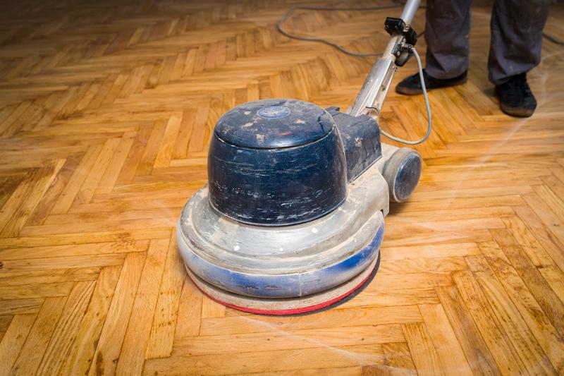 Parquet Floor Repair Singapore