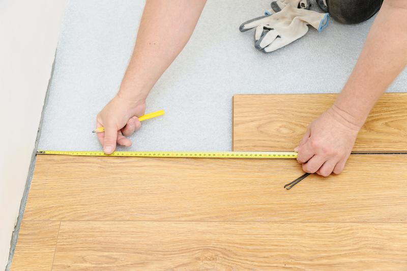 Laminated Flooring Singapore, Yellow Laminate Flooring